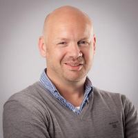 Sander Gaalman, Manager Consumer and Market Insights , Ziggo
